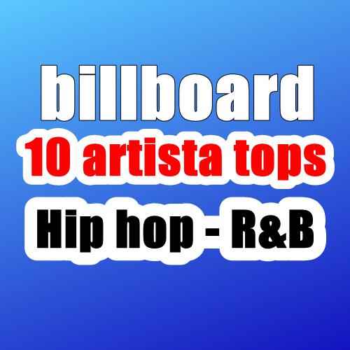 Os 10 artista tops da década billboard